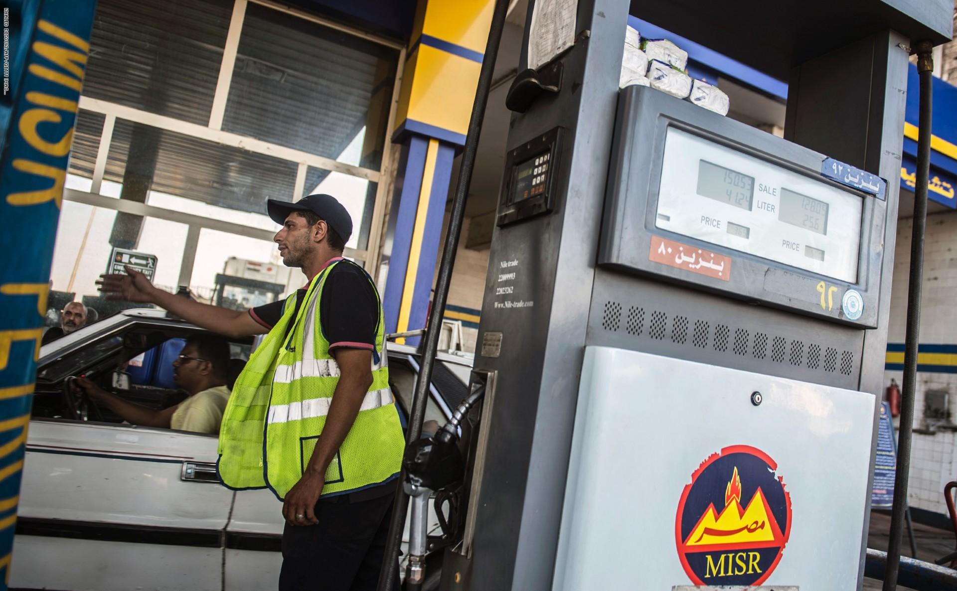 صورة أسعار البنزين بالتسعيرة الجديدة اليوم 8 يوليو