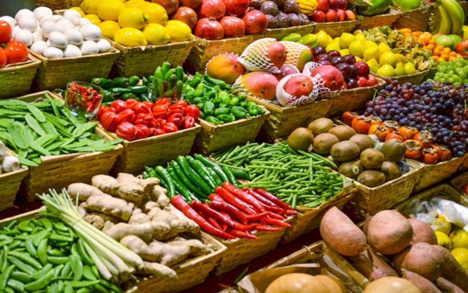 صورة أسعار الخضروات في مصر اليوم.. انخفاض البطاطس والبصل