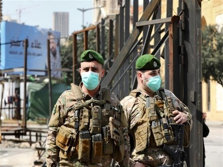 صورة أول بيان للجيش اللبناني بعد إعلان الطوارئ في بيروت