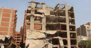 قانون التصالح في مخالفات البناء