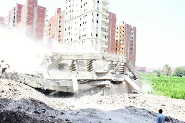 صورة محافظ الشرقية يوجه بإجراء لحالات التصالح في مخالفات البناء