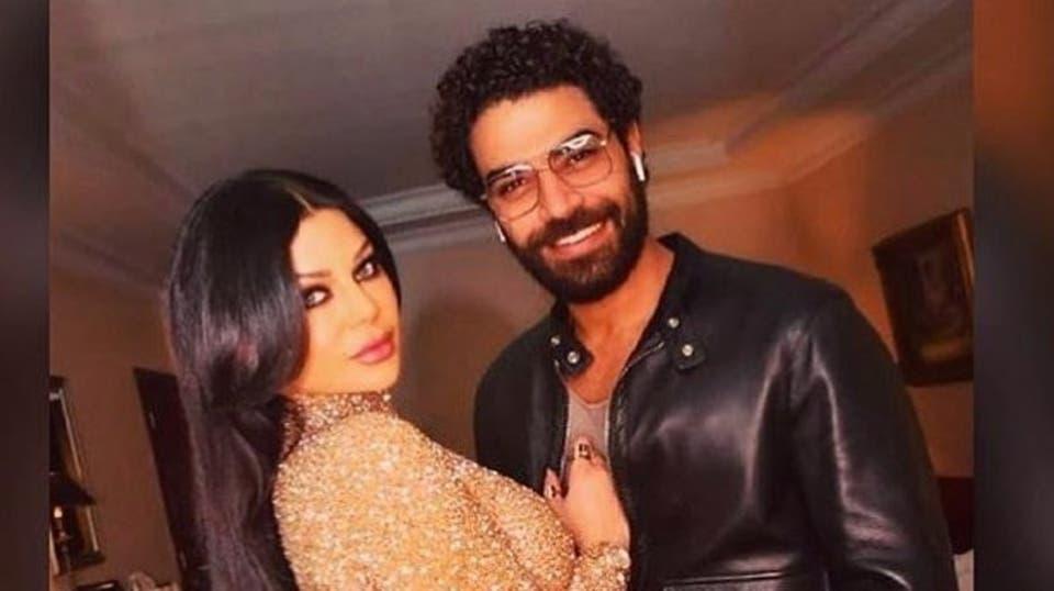 صورة بعد تسريب عقد الزواج.. مهر هيفاء وهبي 1000 جنيه