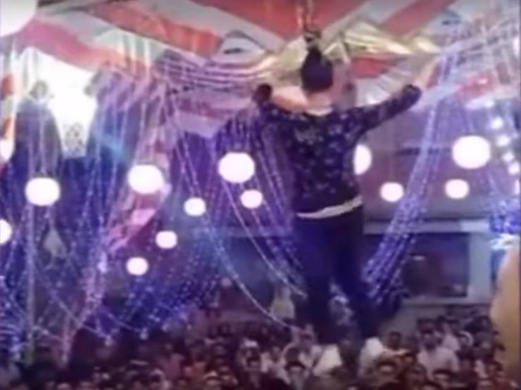 عاجل من نجدة الطفل بشأن الفتاة الراقصة في الهواء
