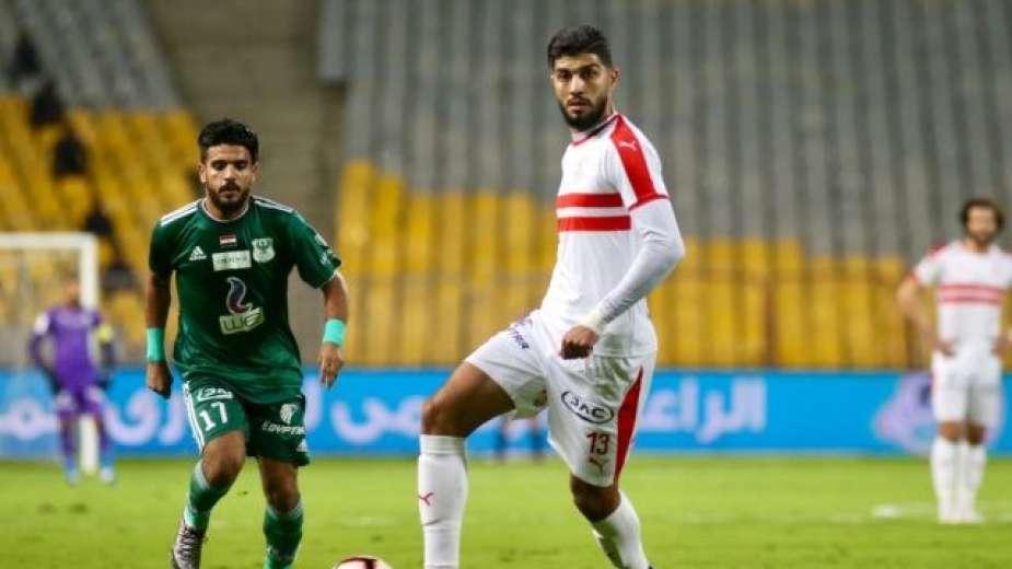 صورة ترتيب الدوري المصري بعد فوز الزمالك على المصري