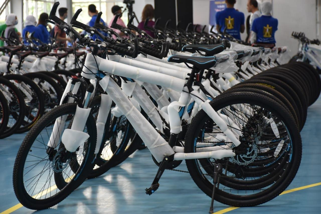 صورة طريقة الحصول على الدراجة المدعومة من وزارة الشباب والرياضة