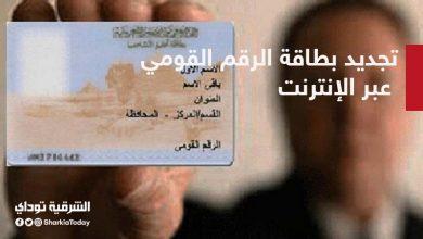 صورة طريقة تجديد بطاقة الرقم القومي عبر الإنترنت من منزلك
