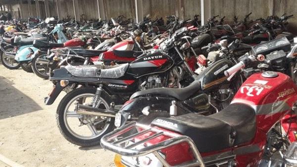 صورة عقوبة عدم ترخيص الدراجة النارية.. حبس وغرامة 40 ألف