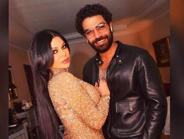 صورة فارق العمر بين هيفاء وهبي ومحمد وزيري بعد تسريب عقد الزواج