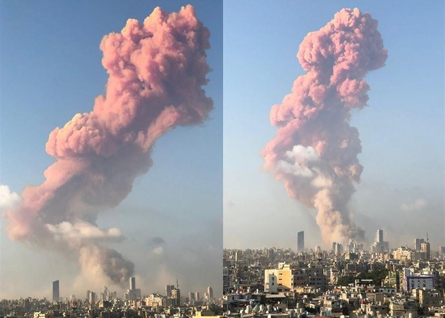 صورة محافظ بيروت يكشف عن مفاجأة حزينة لسكان المدينة بسبب الانفجار