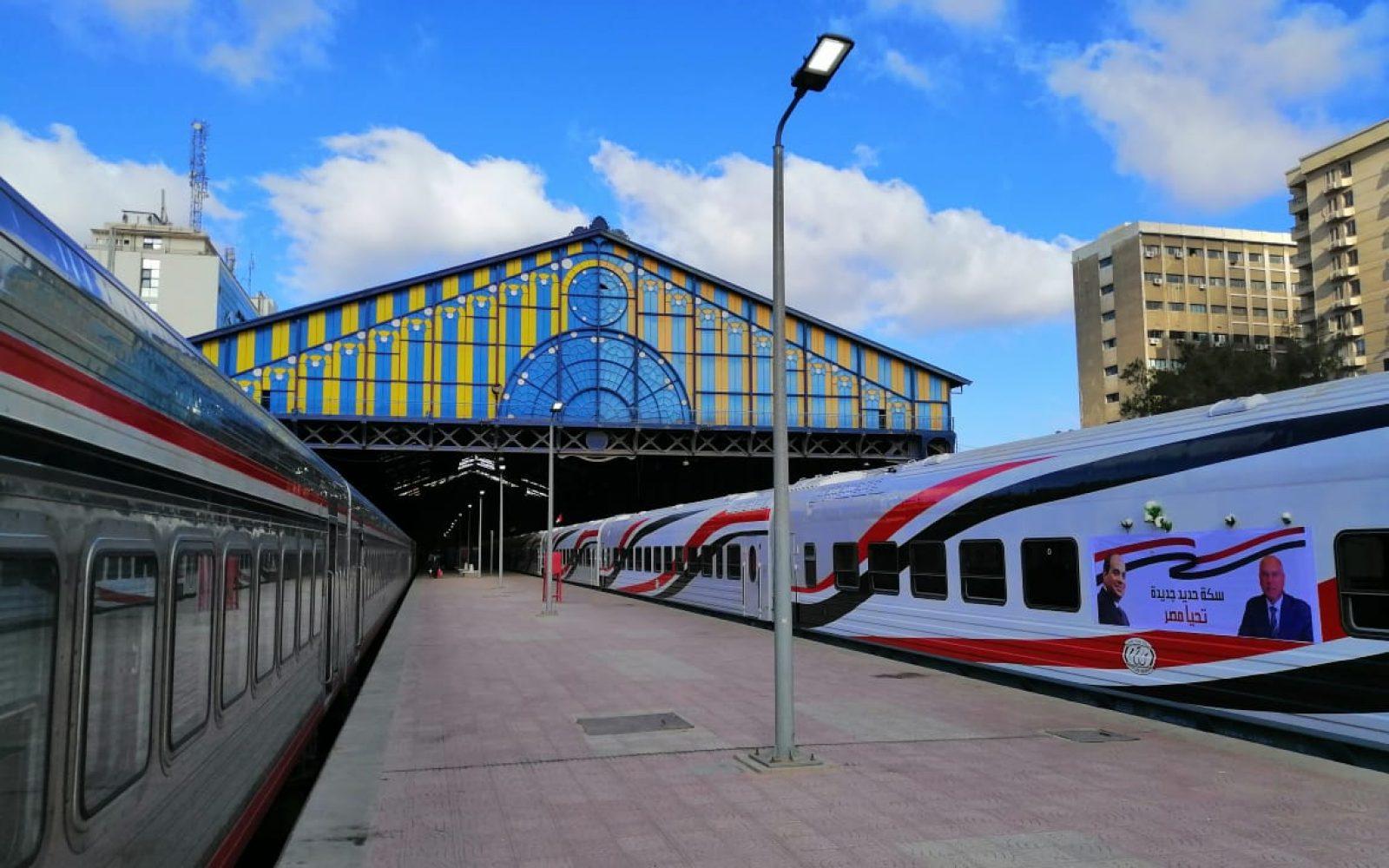 صورة التفاصيل الكاملة لمحطة بشتيل وسبب نقل قطارات الصعيد لها