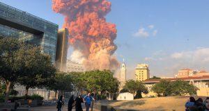 مصريون بشهادتهم حول انفجار بيروت