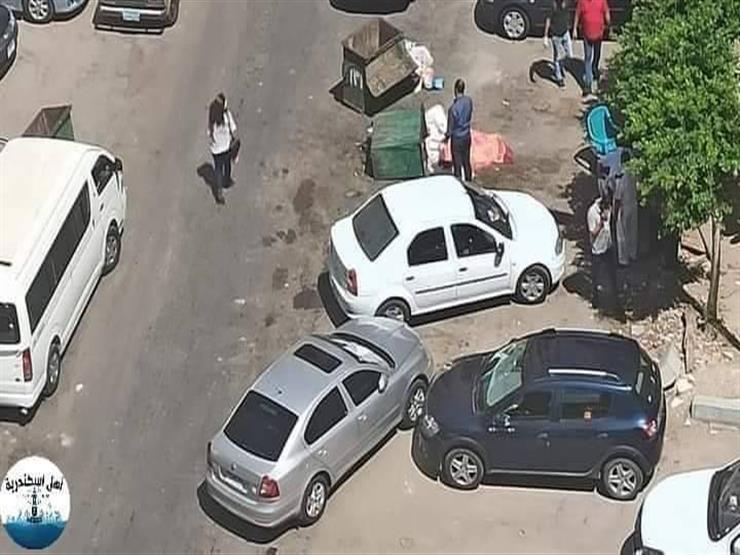 نصفين وبلا رأس.. العثور على جثة سيدة بصندوق قمامة في الإسكندرية