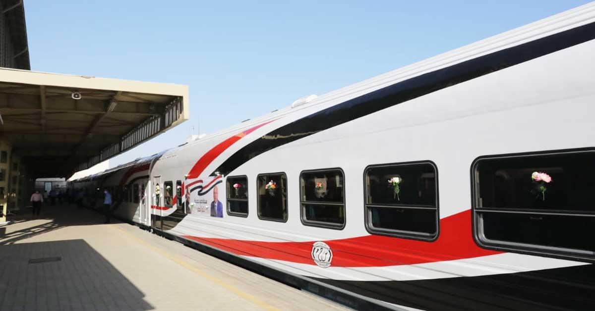 صورة مواعيد القطارات من القاهرة إلى الإسكندرية .. آخر تحديث