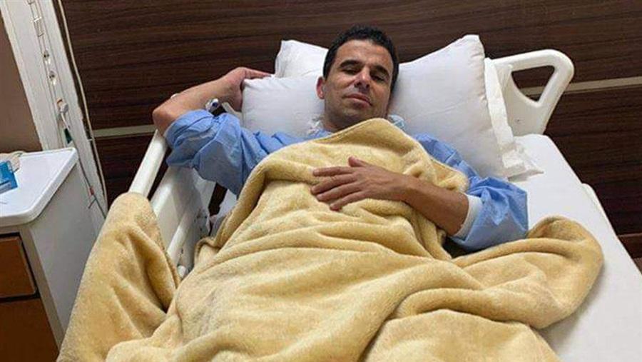 صورة ننشر تفاصيل مرض خالد الغندور مذيع قناة الزمالك