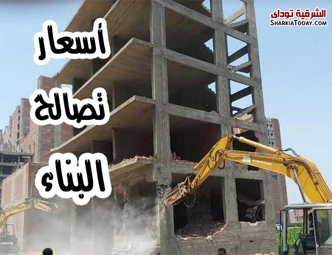 صورة أسعار تصالح مخالفات البناء بمحافظة الشرقية وأخر موعد للتقديم