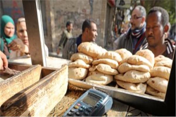 صورة التموين: تخفض وزن رغيف الخبز ترفع تكلفة الدقيق للمخابز