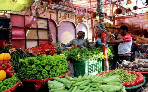 """صورة أسعار الخضروات والفاكهة اليوم """" سعر المانجو ما بين 5 إلى 28 جنيه"""
