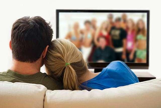 التلفاز الذكية