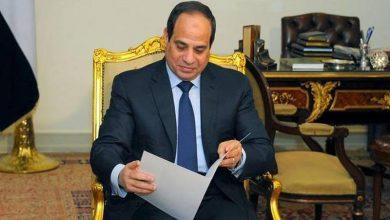 صورة السيسي يصدق على عقوبات التنمر.. حبس 6 أشهر وغرامة 30 ألف جنيه