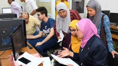 الكليات المتاحة فى تنسيقات الدبلومات الفنية