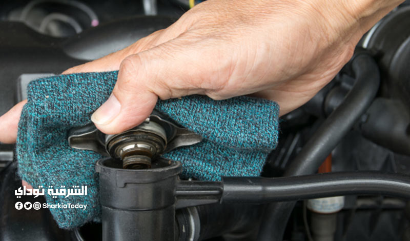 تزويد مياه السيارة .. نصائح هامة أثناء تزويد ريداتير سيارتك.. اعرف التفاصيل