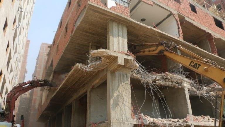 تظلمات مخالفات البناء