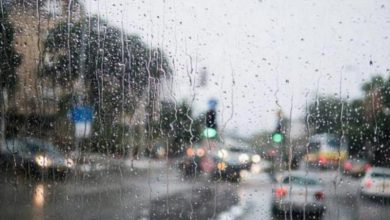 صورة خريطة سقوط الأمطار على مصر خلال 3 أيام مقبلة