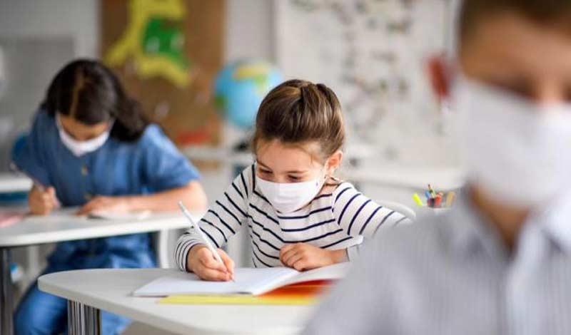 حالات كورونا في المدارس