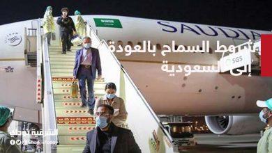 صورة شروط السماح بالعودة إلى السعودية وعقوبة عدم الالتزام بها