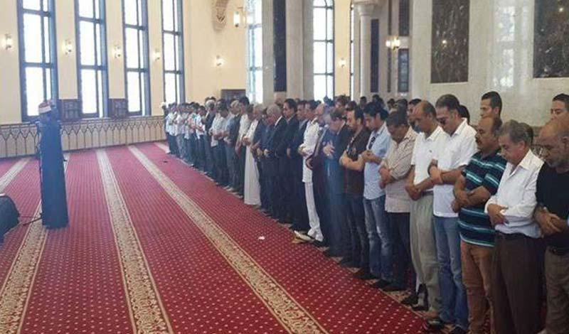 صلاة الجنازة في المساجد