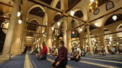 صورة الحكومة تعلن شروط عودة صلاة الجنازة للمساجد وموعدها