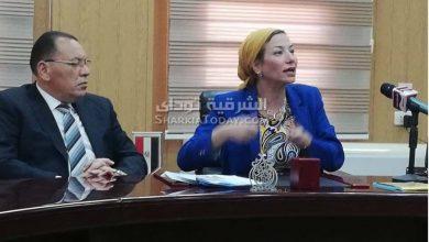 صورة غدا وزيرة البيئة في زيارة تفقدية لمحافظة الشرقية