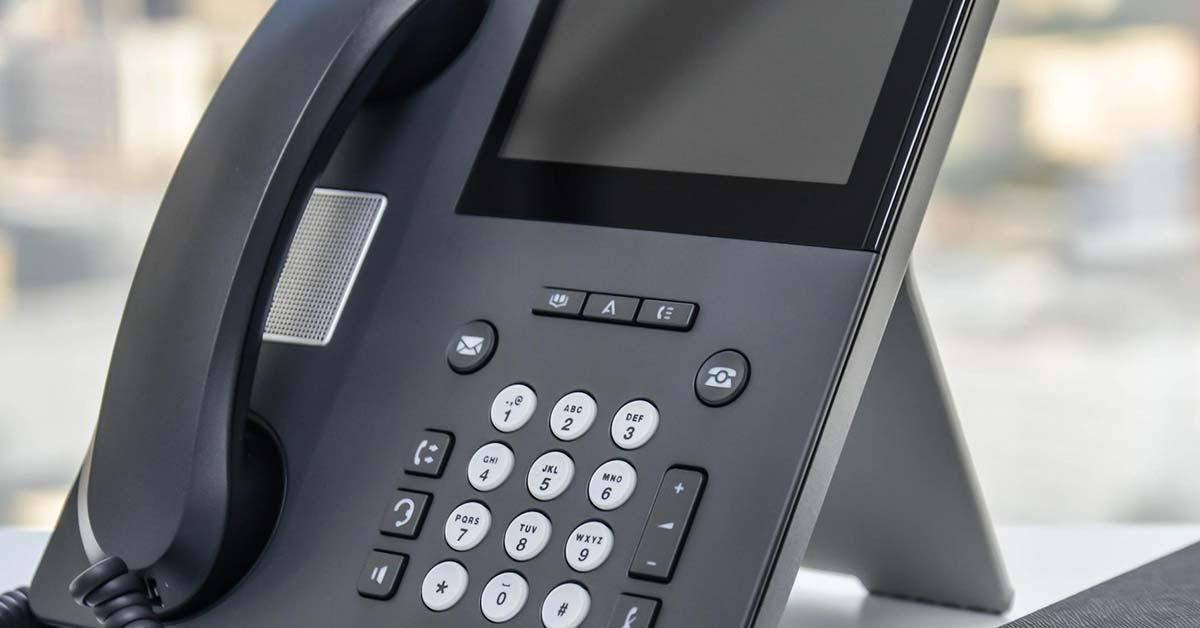 فاتورة التليفون الأرضي شهر أكتوبر