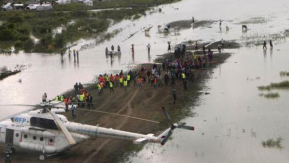 صورة فيضانات تضرب إثيوبيا وتسبب أضرارا بالغة
