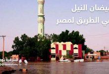 صورة فيضان النيل العنيف يهدد غرق مناطق في مصر والري في حالة طوارئ قصوى