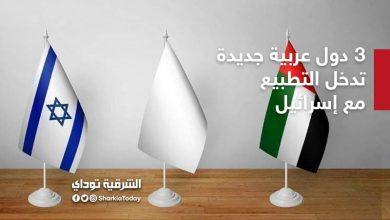 صورة ثلاث دول عربية جديدة تدخل في اتفاق السلام مع إسرائيل