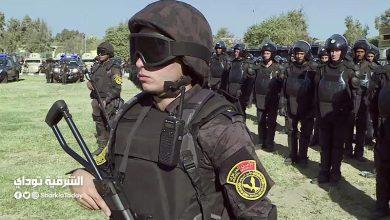 صورة استشهاد ضابطين في محاولة هروب سجناء من سجن طرة