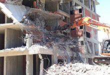 صورة مخالفات البناء التي لا يجوز التصالح فيها نهائيًا