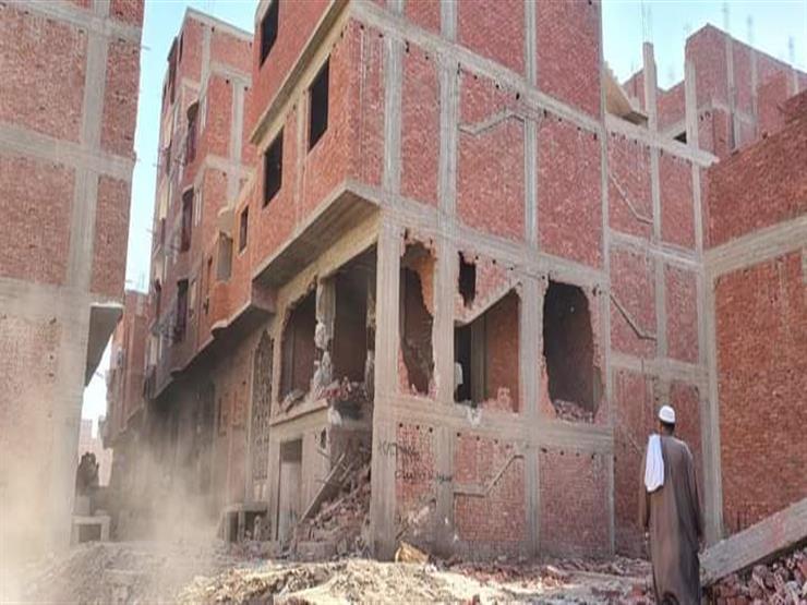 التصالح في بعض مخالفات البناء