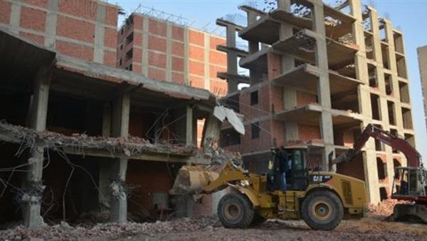 أموال التصالح في مخالفات البناء بعد تحصيلها من المواطنين