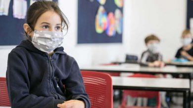 صورة 3 فئات يمنع ارتدائهم الكمامة في المدارس