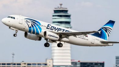 صورة بدء رحلات مصر للطيران المنتظمة إلى السعودية