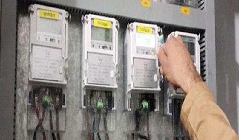 تركيب لعدادات الكهرباء الكودية بدلًا من الممارسة