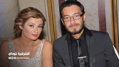 """صورة أول ظهور لـ أصغر بنات أحمد زاهر """"نور ومنى"""" والجمهور: """"خافوا من الحسد"""""""