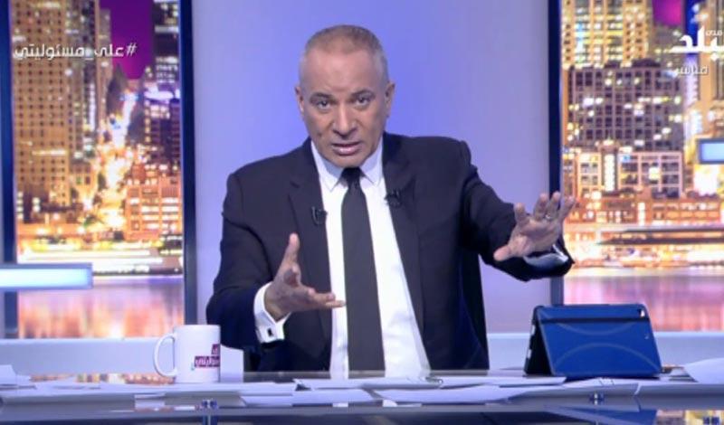 أحمد موسى يحذر الإغلاق الكامل كورونا