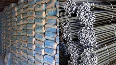 صورة أسعار الحديد والأسمنت في مصر اليوم الأحد