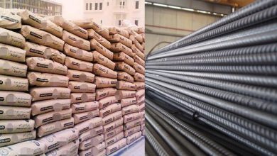 صورة أسعار الحديد والأسمنت في مصر اليوم الإثنين.. الأسمنت يواصل الصعود