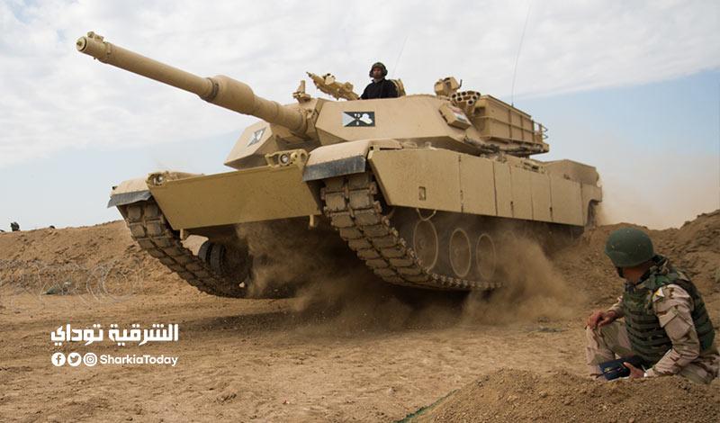 حالة الإنذار القصوى.. كتيبة دبابات تتحرك نحو المنطقة الخضراء في بغداد