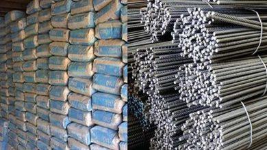 صورة ارتفاع أسعار الحديد والأسمنت في مصر اليوم