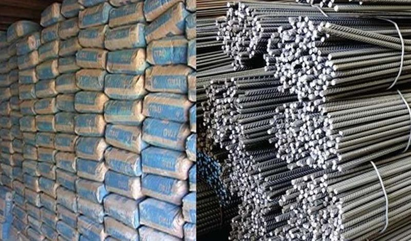 أسعار الحديد والأسمنت